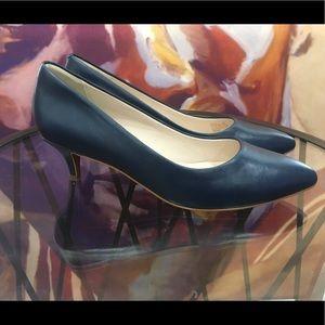 "Brand New- Cole Haan 2"" Leather heels"